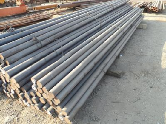 Wholesale Q345B Q235B low alloy steel round bar round galvanized steel bar & Poor's 8- & 76 spot sa