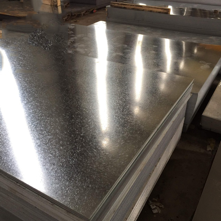Mạ màu Shanghai coated plate wholesale overstock Main Material DX51D + Z Tangshan Iron and Steel tin