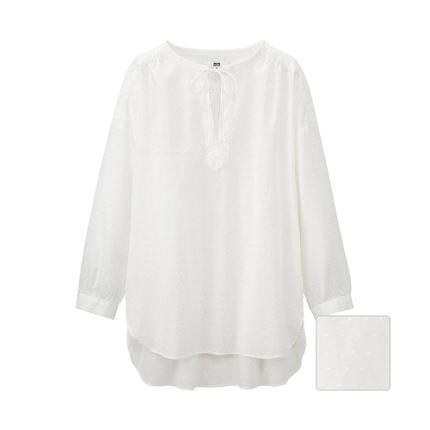 Áo sơ mi Blouses (long sleeves) 171 980 UNIQLO