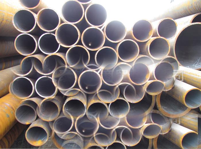 Ống thép   Tianjin Seamless Steel Tube Shelf made Q345B Q345B seamless pipe, seamless pipe, welded