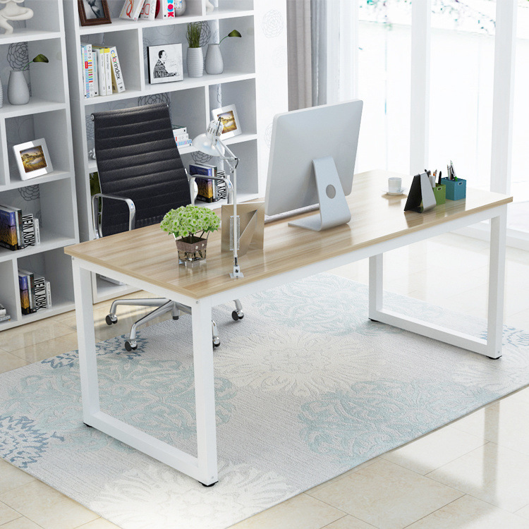 Manufacturers supply office furniture computer desk contracted office desks and chairs clerk desk cu