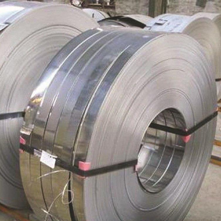 Vải Visco (Rayon)  Supply 65mn spring steel strip cold rolled bright