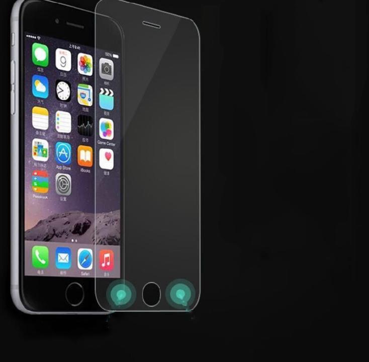 Miếng dán cường lực  Apple mobile phone film wholesale 6 / 6plus HD Smart Touch Back key ultrathin g