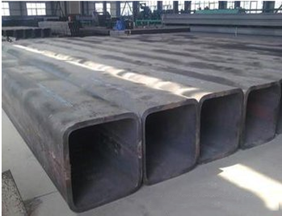 Ống đúc   Liaocheng 16Mn seamless square and rectangular steel pipe plant seamless square tube Q345