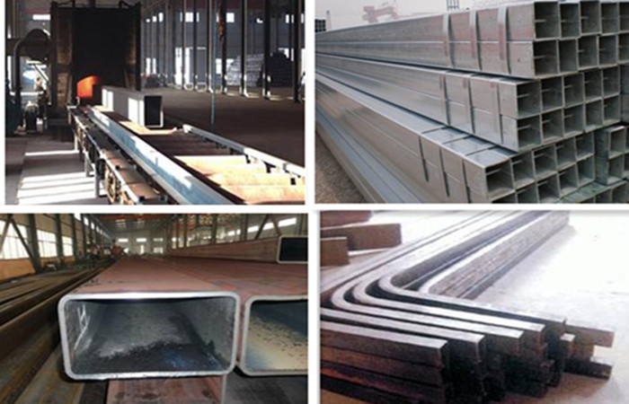Ống thép Square tube plants supply q235b galvanized square tube square steel tube of various specifi