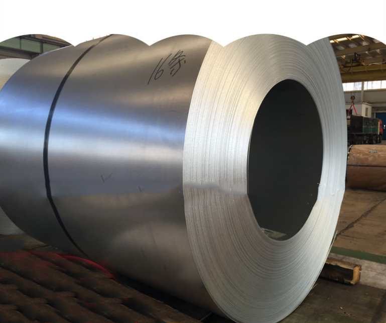 Hot-rolled galvanized steel galvanized steel