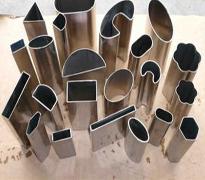 Ống thép   Large supply of shaped galvanized pipe Q235 Q235 Q235 shaped square tube shaped seamless