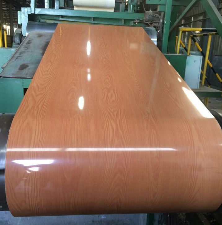 Mạ màu   Manufacturers HDG coil fingerprint resistant galvanized color coated steel sheet color coa