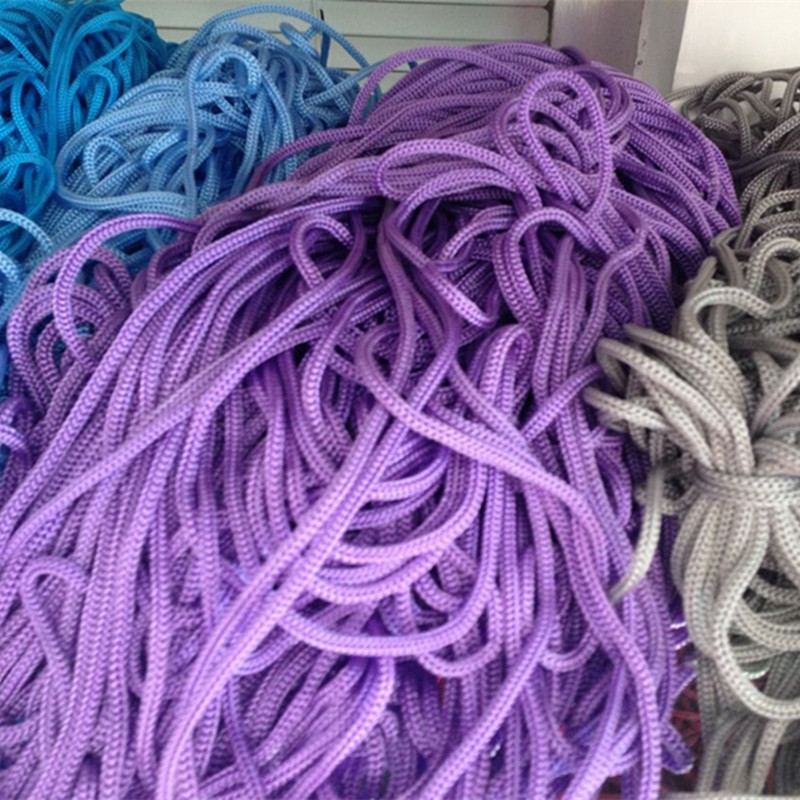 dây đeo   Selling factory Jiaxiang pp rope braided rope factory wholesale multi-color specification