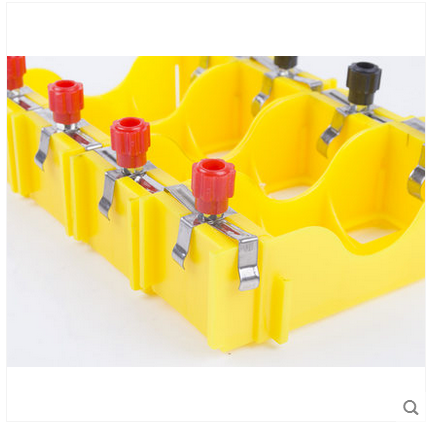 Battery box 1 battery box series parallel electrical equipment physics experiment teaching instrumen