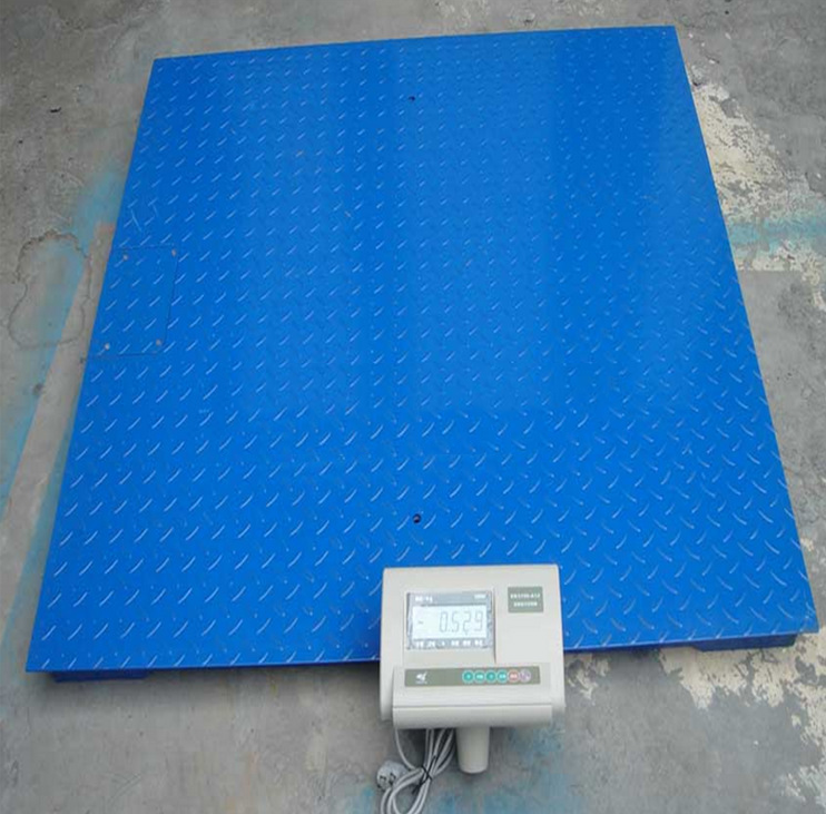 Cân sàn  Thicker version of 5 tons of electronic loadometer price in Henan province 2*3 meters, ele