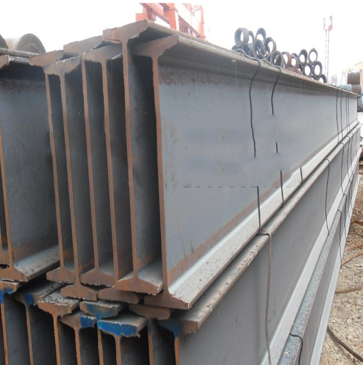 Shelf Q345B beam manganese steel beam high strength low alloy hot-rolled H-beam steel beam