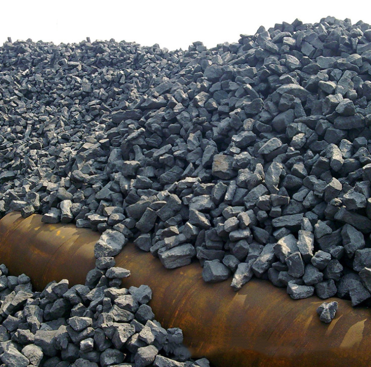 Vật liệu lò rèn  85% of the content of a metallurgical foundry coke