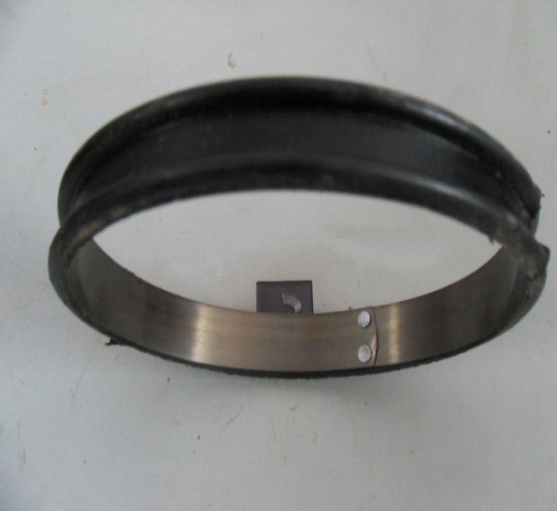 Quality silicon steel sheet spring steel strip steel ring up
