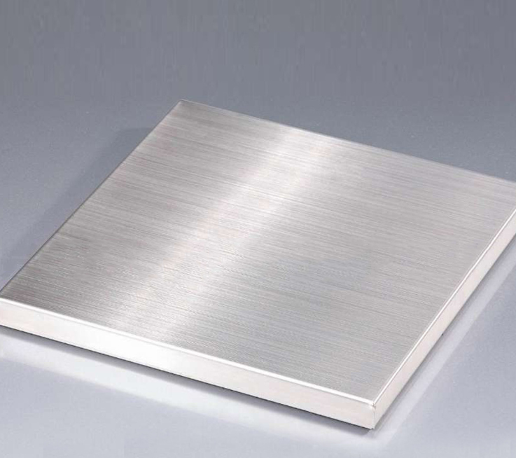 Factory direct sales of stainless steel plate brushed stainless steel plate 321 stainless steel 316l