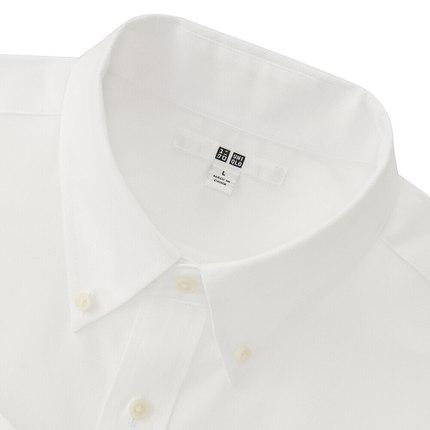 Men DRY EASY CARE shirt (short sleeve) (drying) 164 220 UNIQLO UNIQLO
