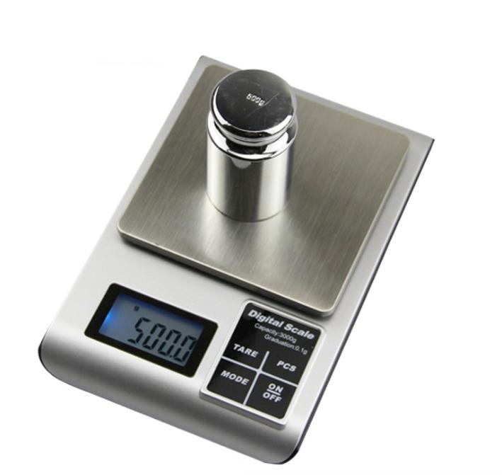 Cân điện tử chính xác di động dùng trong nhà bếp 0.01g