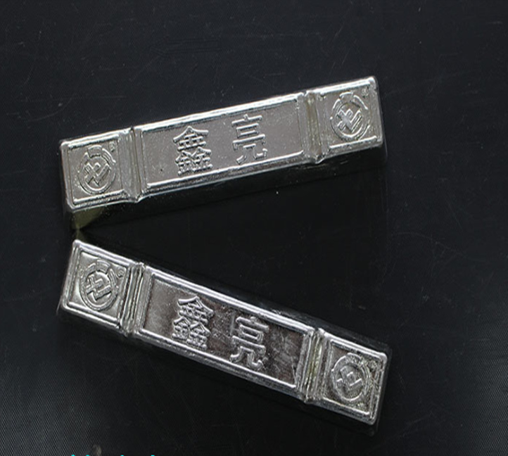 Supply of quality green pewter 0 # large non-ferrous metal materials Smooth cooperation tin alloy no