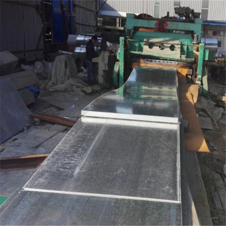 Tôn mạ kẽm  Common spangle galvanized sheet SGCC hot galvanized plate galvanized sheet used in cons