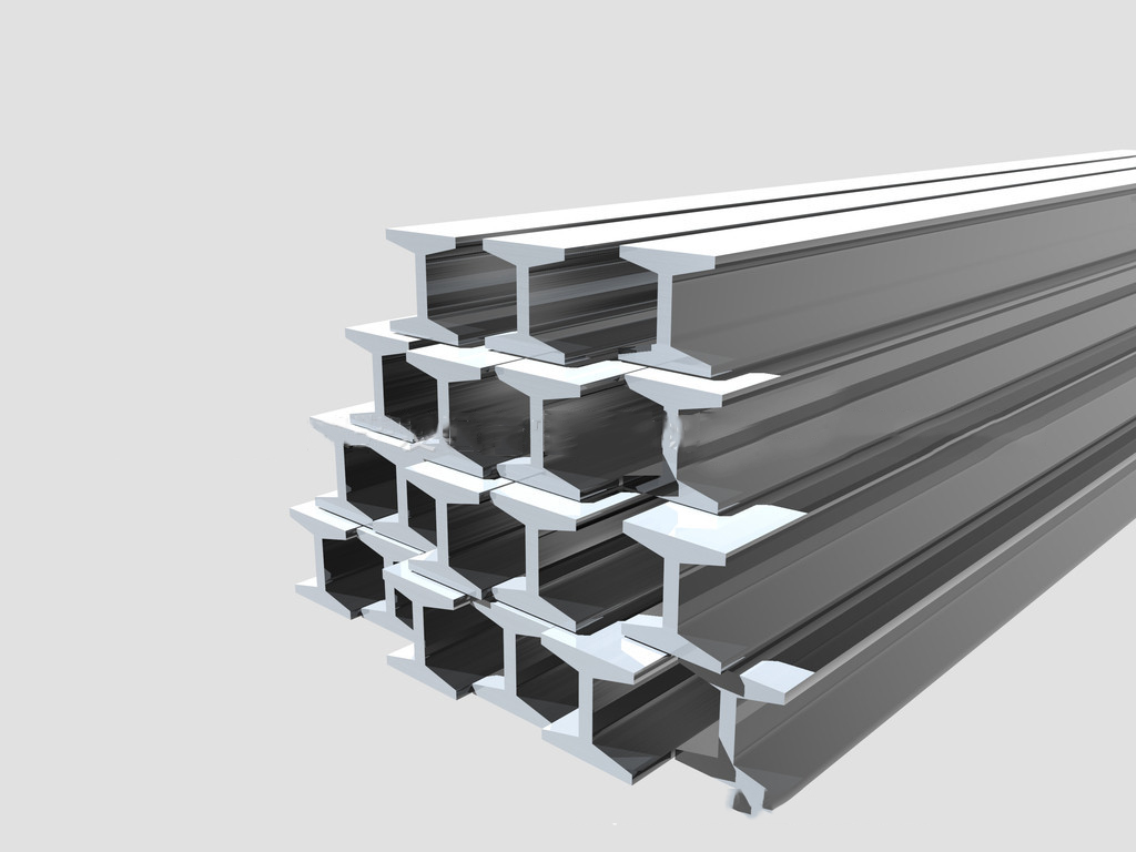 Thép ch ữ I   A variety of large I-beam manufacturers wholesale Steel Handan Iron and Steel Jinan S