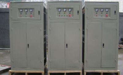 Máy điều chỉnh điện áp 3 pha Thượng Hải El