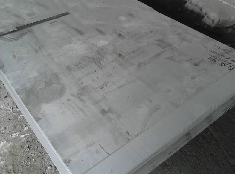 Hot-rolled stainless steel plate stainless steel plate SUS321 stainless steel plate 1Cr18Ni11Ti 321