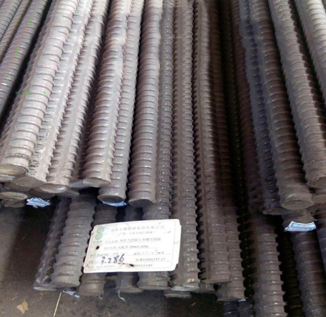 Thép gân  PSB1080 finishing rebar manufacturer