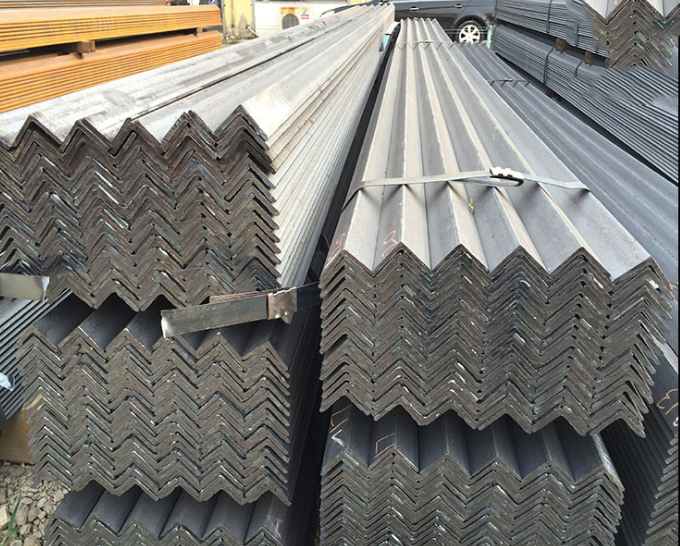 Thép chữ V  Factory direct hot galvanized angle steel angle unequal angle Don complete q235 / q345
