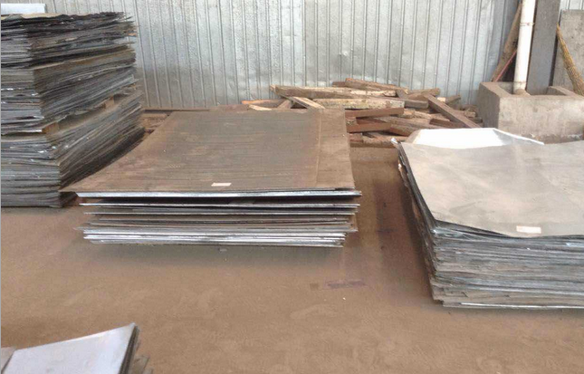 Head 0.5-1.0 galvanized sheet galvanized color plates Waste Low