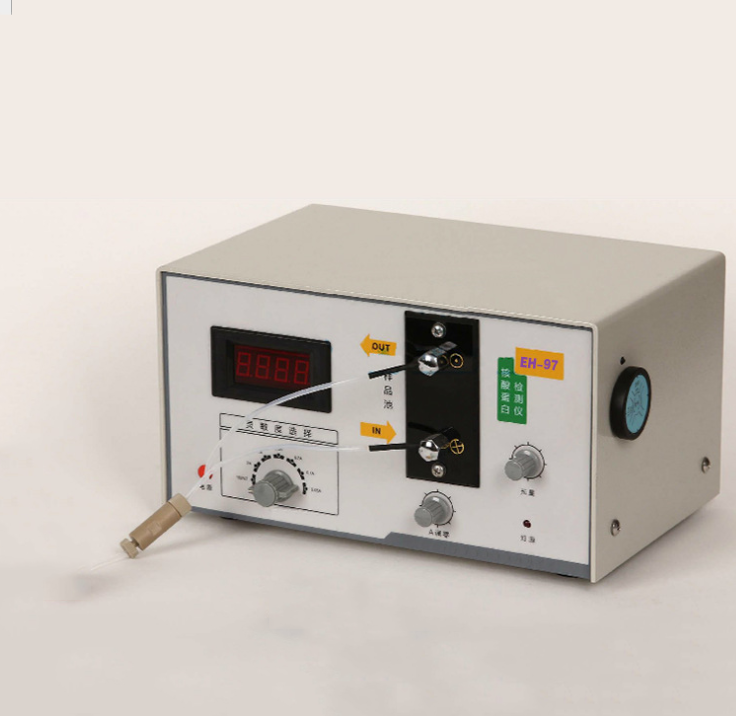 Supply of computer nucleic acid protein detector EH-97 nucleic acid protein analyzer equipment manuf