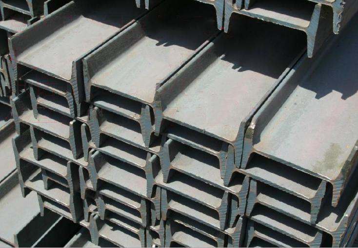 GB Q235B beam steel beam beam beam 148 * 100 galvanized steel workers