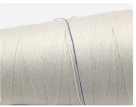Chỉ may Woven wool seal Sealing packer with dedicated lines for food crude cement bag sewing cuff li