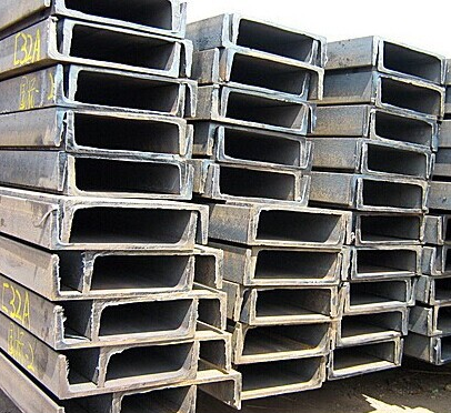 Thép chữ U Yunnan Q235B Anshan Iron and Steel 25A # channel steel 250mmx-78x7x9000