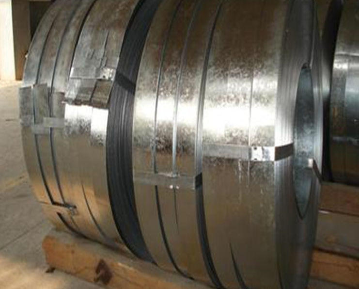 Tôn cuộn  Daqiuzhuang spot wholesale spot wholesale galvanized steel strip Slitting Kaiping q235 ma