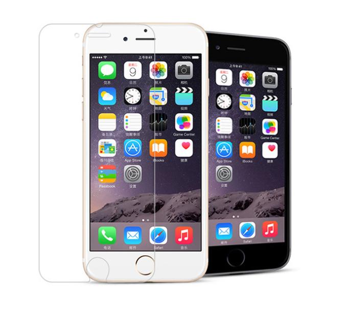 iphone6S tempered glass plus film glass protection film foil Apple 6S 5S tempered glass membrane mem