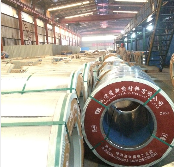 Mạ màu  Supply 0.15-2.0 thick pre-painted steel coil color coated steel strip excellent quality col