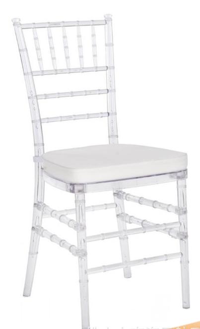 Ghế dựa lưng giả tre làm bằng nhựa resin JUHANG