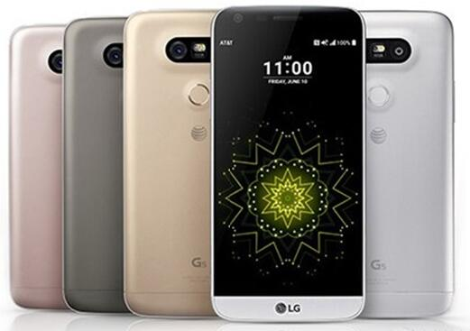 LG Spot positive walkway LG G5 phone LGG5 H860N Hong Kong Shopping Hong Kong version of Genius with