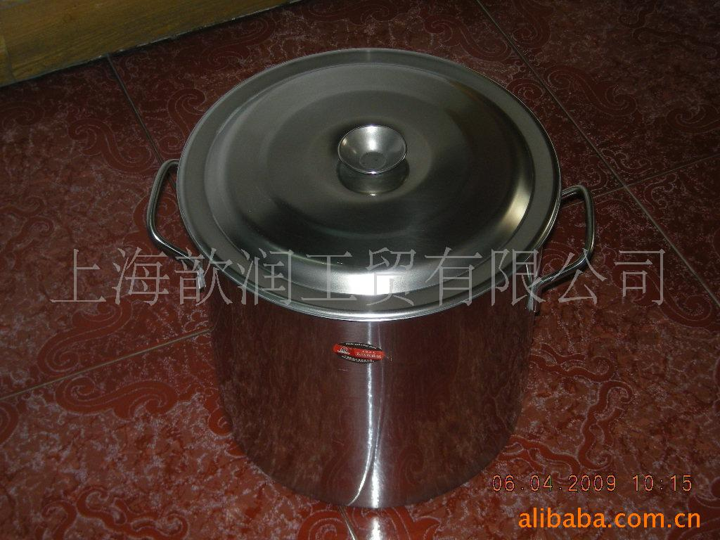 NLSX inox   250X250 soup bucket 12 liter stainless steel barrel, the use of barrels, adapt to a var