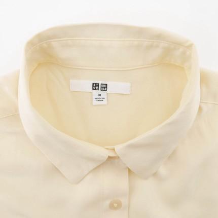 Áo sơ mi    Women fancy sleeveless shirt 171036 UNIQLO UNIQLO