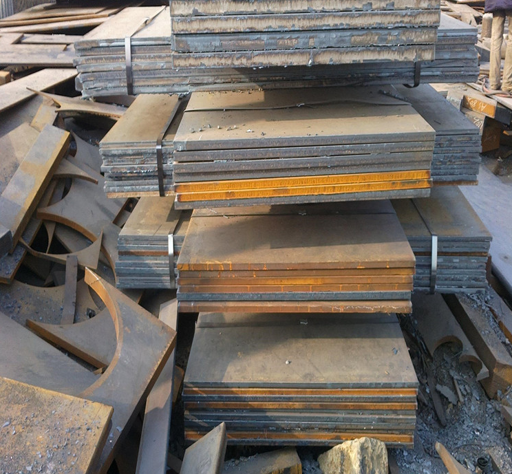 Thép tấm   Steel factory stock supply of thin-walled steel plate Q235B Q235B steel wholesale
