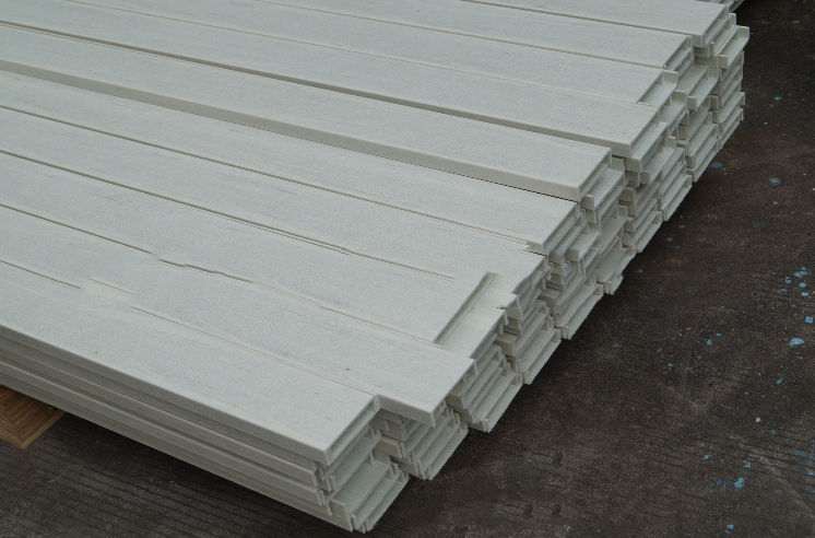 Thép chữ U  Dongguan production and supply of all kinds of glass fiber U-groove custom fiberglass co