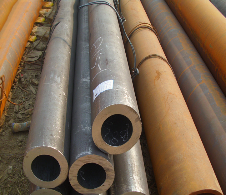 Seamless steel pipe wholesale 35CrMo seamless steel tube wholesale Liaocheng Shandong 35CrMo seamles