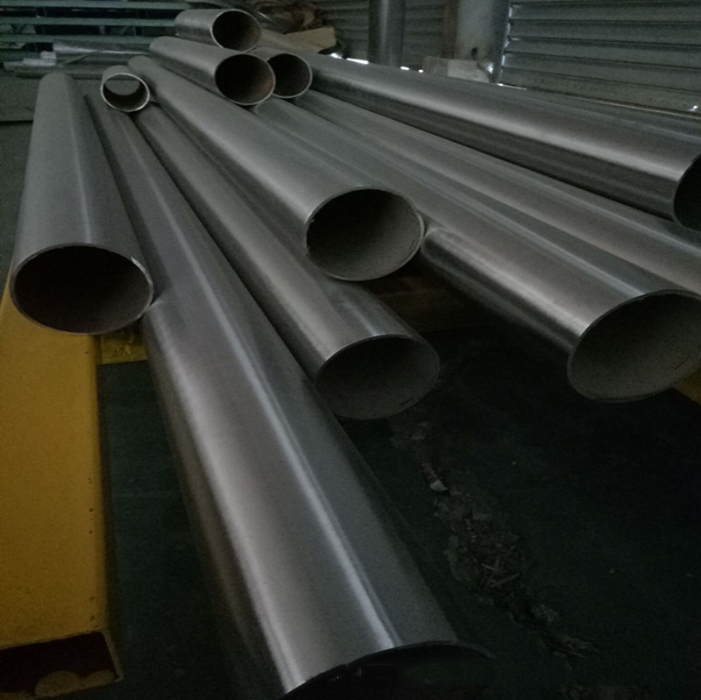 Ống thép Large supply of 201 stainless steel seamless pipe 201 decorative tube