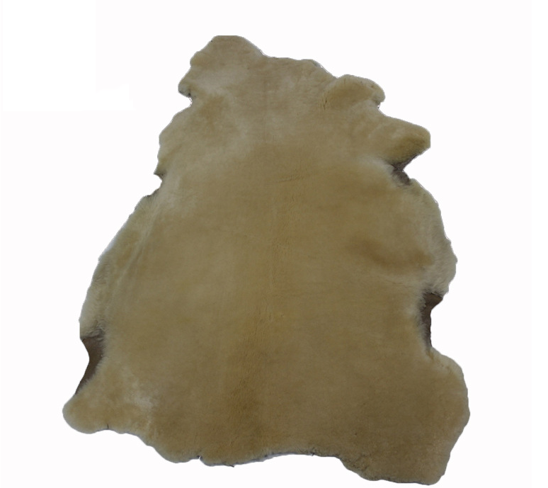 Australia imported cashmere wool sheep skin leather color suede fur sheep