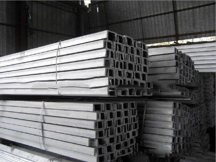 Thép chữ U  Channel hot galvanized channel 8 # 10 # 12 # channel steel specifications complete chann