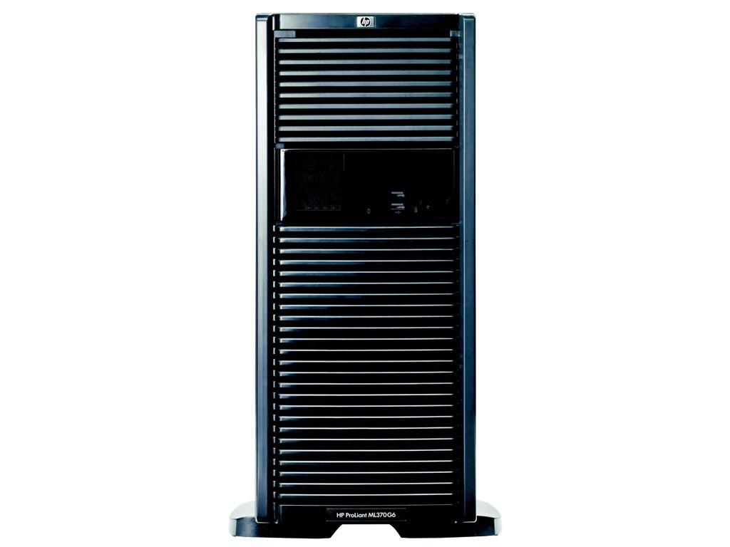 HP ML370 G6 E5506 * 1 8G 146G SAS P410I 460W Silent server tower machine