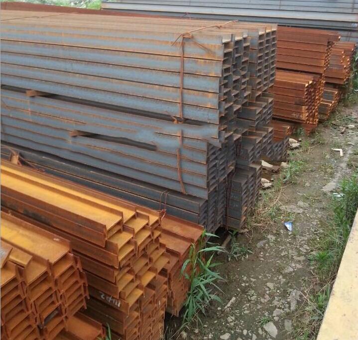 HDG beam 140 5.5 * 80 * 14 # I-beam steel site dedicated