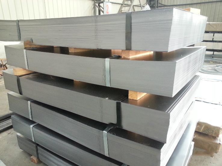 Tôn mạ kẽm  Tianjin galvanized plate | Shougang special Yu galvanized sheet | DX51D + Z galvanized