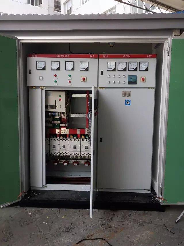Bộ thiết bị điện cao áp Special supply GGD MNS GCK KYM28 cabinets, etc.